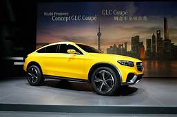 2016 Mercedes Benz GLC Coup&233  Teaser Image Released Autocar