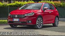 The Fiat Punto 2018 New Concept