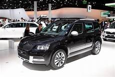 Skoda Yeti Reimport - skoda yeti facelift unveiled at frankfurt autocar india