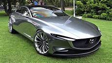 マツダビジョンクーペインテリア エクステリア ドライビング mazda vision coupe 2020