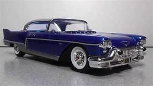 1957 Cadillac Eldorado Brougham MrHobby 132  YouTube