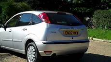 02 02 Ford Focus Ghia 1 6cc 5dr Hatchback Offered For Sale