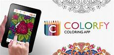 amazon com colorfy coloring book for adults free