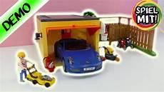 Playmobil 9368 Garage by Playmobil Garage Mit Fahrradstellplatz City 9638
