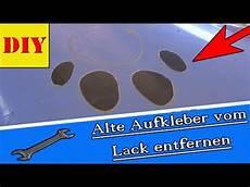 Auto Aufkleber Entfernen - unsch 246 ne aufkleber sticker kleberreste oder werbung vom
