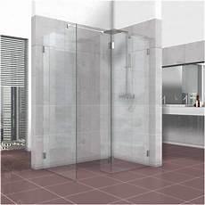 Duschabtrennung Badewanne Faltbar Modern Bodengleiche