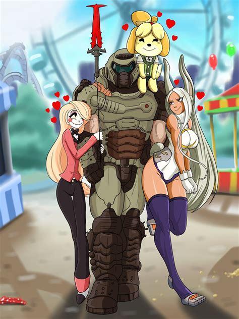 Doom Anime