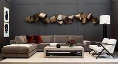 Wall Decor Living Room Home Decor Ideas by Hunt Modern Metal Wall Sculpture In Contemporary