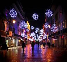 weihnachten in portugal in lisbon portugal 50 shades of purple