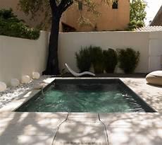 piscine pour petit espace amenagement piscine petit espace