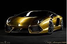Gold Cool Lamborghini Pictures