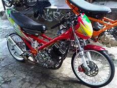 Modifikasi Motor Satria F by Modifikasi Motor Satria Fu By Modifikasimotor2014