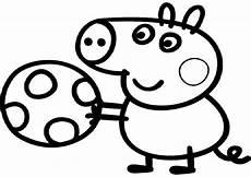 ausmalbilder peppa pig 2 ausmalbilder malvorlagen
