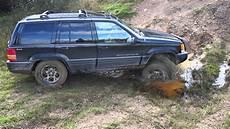 jeep grand zj 5 2l v8 on mud 2
