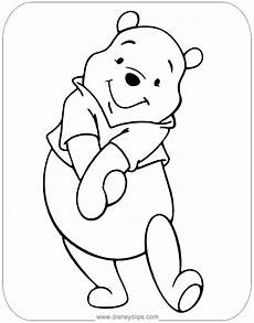 winnie pooh ausmalbilder pdf adorable winnie the pooh coloring page disney coloring