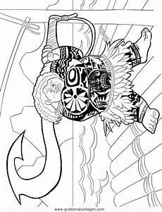 vaiana 07 gratis malvorlage in comic trickfilmfiguren