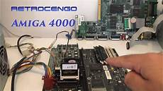 commodore amiga 4000 68030 68040 whdload game test