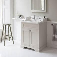 Bathroom Ideas Vanity Units by Burlington 65 2 Door Vanity Unit Classic Basin Sand In
