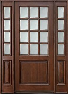 Big Entry Doors by Entry Door In Stock Single With 2 Sidelites Solid Wood