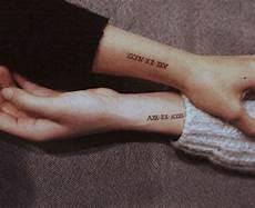 date chiffres romains emplacement tatouage id 233 es de