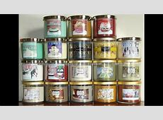 bath and body works 12.50 candles