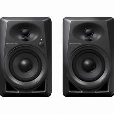 pioneer studio monitors pioneer dm 40 4 active studio monitors pair belfield