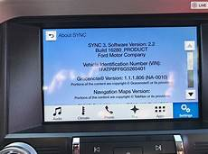 Sync3 Update To 2 2 Is Out The Mustang Source Ford