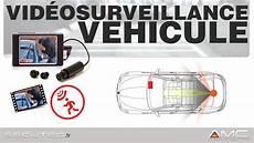 Surveillance Voiture Goulotte Protection Cable