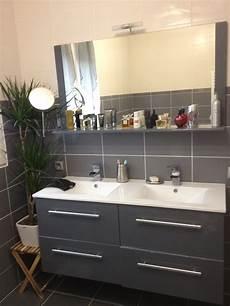 salle de bain grise et blanche recherche salle