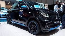 smart eq forfour the all new smart eq forfour 2018 in detail review walk