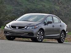 honda neuheiten 2015 review 2015 honda civic ex sedan ny daily news