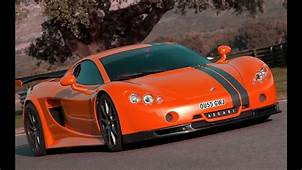 Ascari A10 Fast Car In The World  YouTube