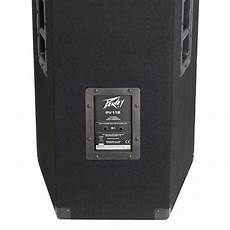 Peavey Pv 115 15 Quot 2 Way Pro Dj Live Sound Speaker