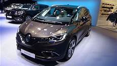 Renault Scenic 2018 - 2018 renault grand scenic dci 160 edc exterior and