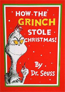 Grinch Malvorlagen Novel You Re A One The Cavender Diary