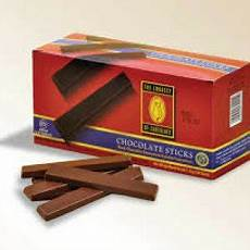 jual chocolate batons coklat stik merk tulip 500gram