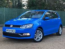 Used Blue Vw Polo For Sale Dorset