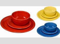 Bon?Ton: Fiesta Dinnerware 3 Piece Sets As Low As $11.20