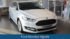 Ford Mondeo Vignale 2015 Review