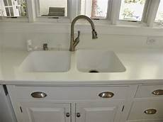 corian sink the solid surface countertop repair retro fit