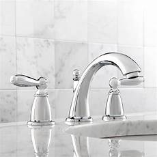 moen t6620 brantford chrome two handle widespread bathroom