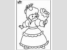 Princess 4   Eventyr fargeleggingstegninger