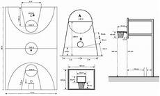 Ukuran Lapangan Bola Basket Koengilmu