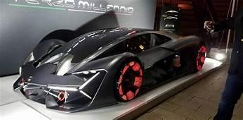 Meet The ELECTRIC Lamborghini Terzo Millennio
