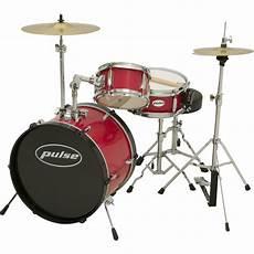 Pulse 3 Deluxe Junior Drum Set Music123