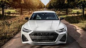 2020 Audi RS7 Sportback In Glacier White  Motor1com Photos