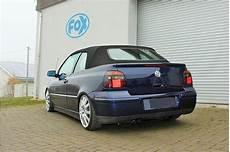 Golf 4 Sportauspuff - fox sportauspuff f 252 r volkswagen vw golf 4 cabrio 2x63mm