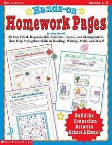 52 hands on activities for the every week of the year hands on homework pages 50 fun filled reproducible