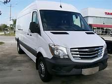 2014 Freightliner Sprinter Cargo Vans 2500 144 Overview