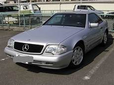 Mercedes Sl 320 1998 Used For Sale